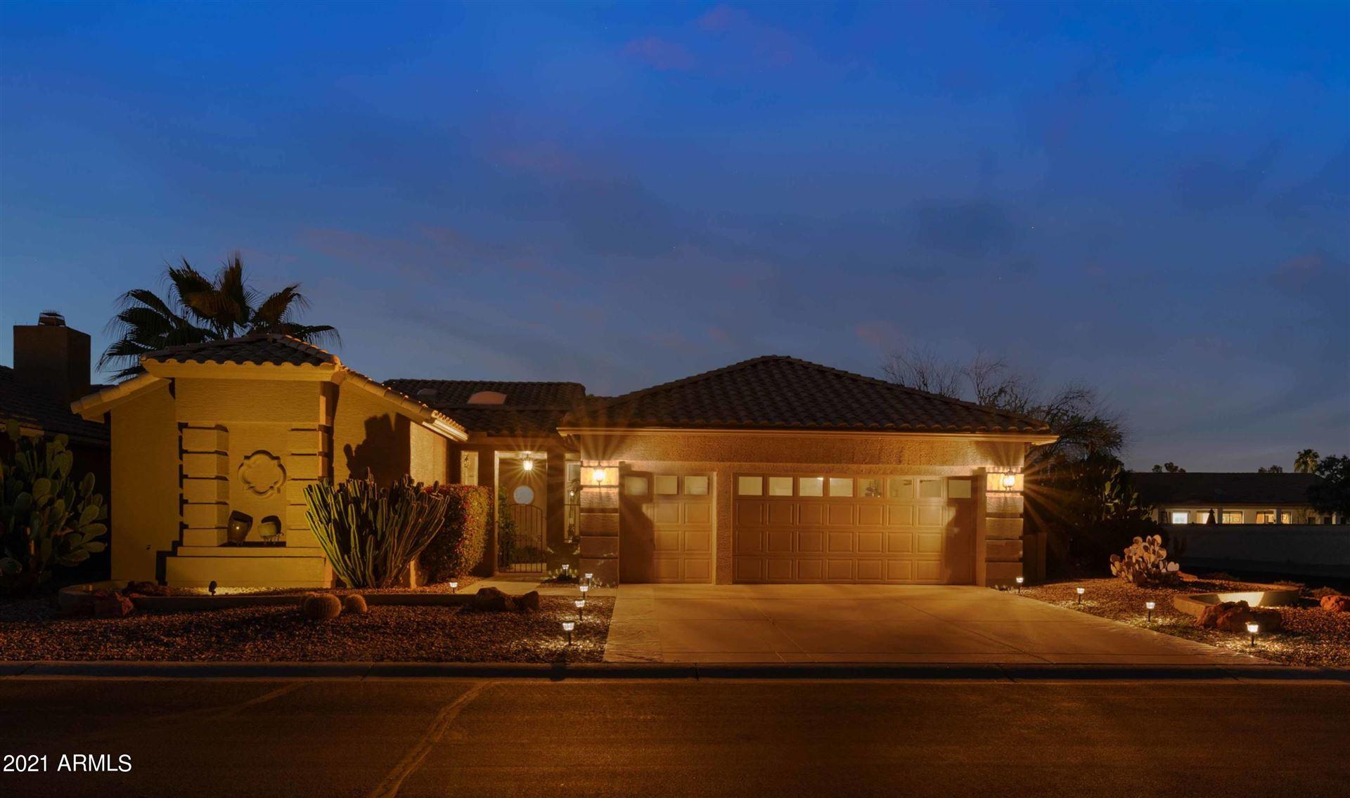 Photo of 9434 E JADECREST Drive, Sun Lakes, AZ 85248 (MLS # 6194242)