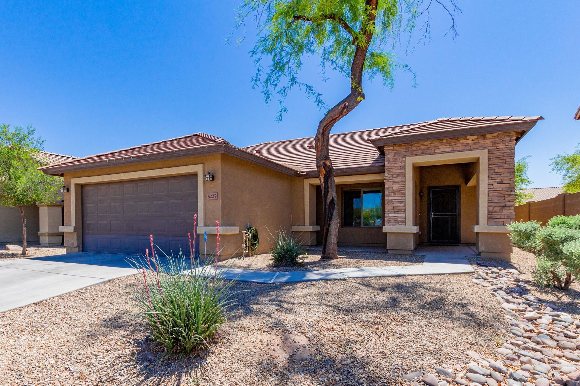 Photo of 5227 W HASAN Drive, Laveen, AZ 85339 (MLS # 6228242)