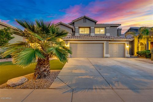 Photo of 4653 E HARWELL Street, Gilbert, AZ 85234 (MLS # 6140243)