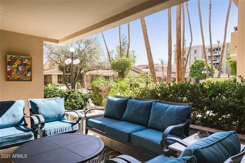 Photo of 4200 N MILLER Road #123, Scottsdale, AZ 85251 (MLS # 6251243)