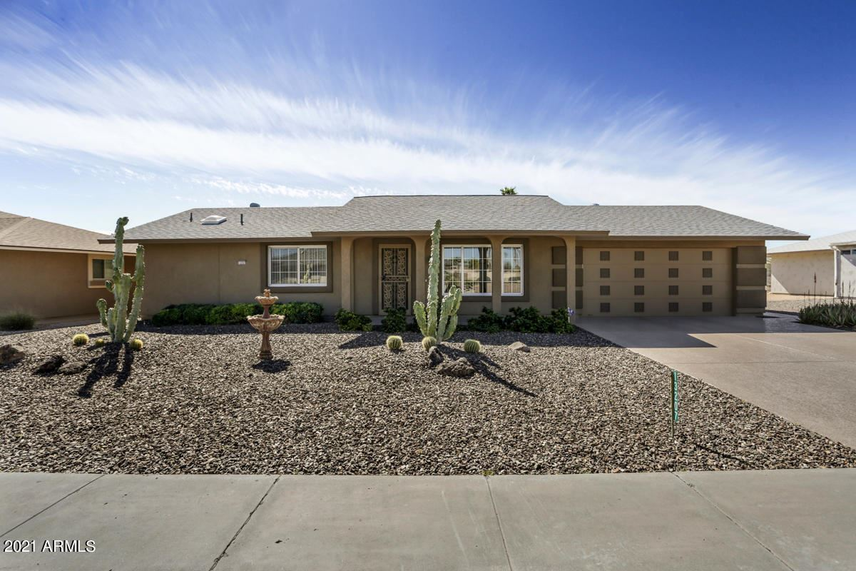 Photo of 13207 W HYACINTH Drive, Sun City West, AZ 85375 (MLS # 6200243)