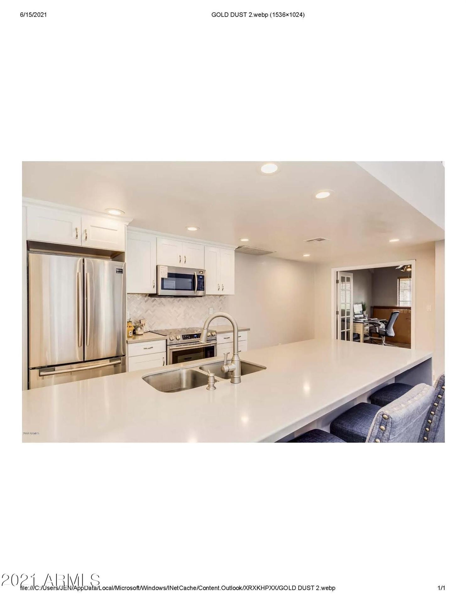 Photo of 6900 E GOLD DUST Avenue #104, Paradise Valley, AZ 85253 (MLS # 6268243)