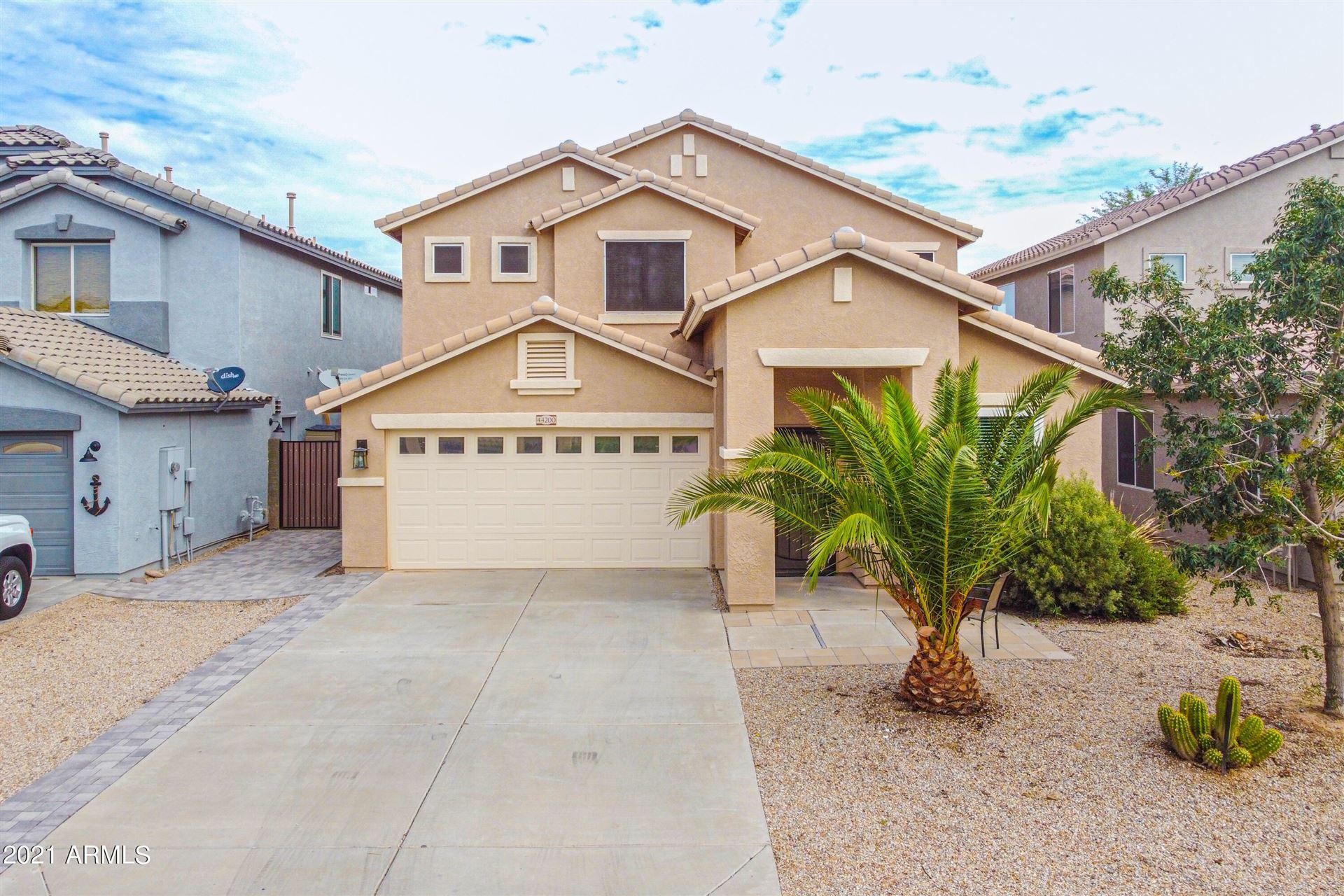 Photo for 44200 W MCCLELLAND Drive, Maricopa, AZ 85138 (MLS # 6291243)