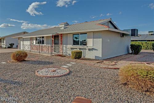Photo of 9916 W PEORIA Avenue W, Sun City, AZ 85351 (MLS # 6197245)