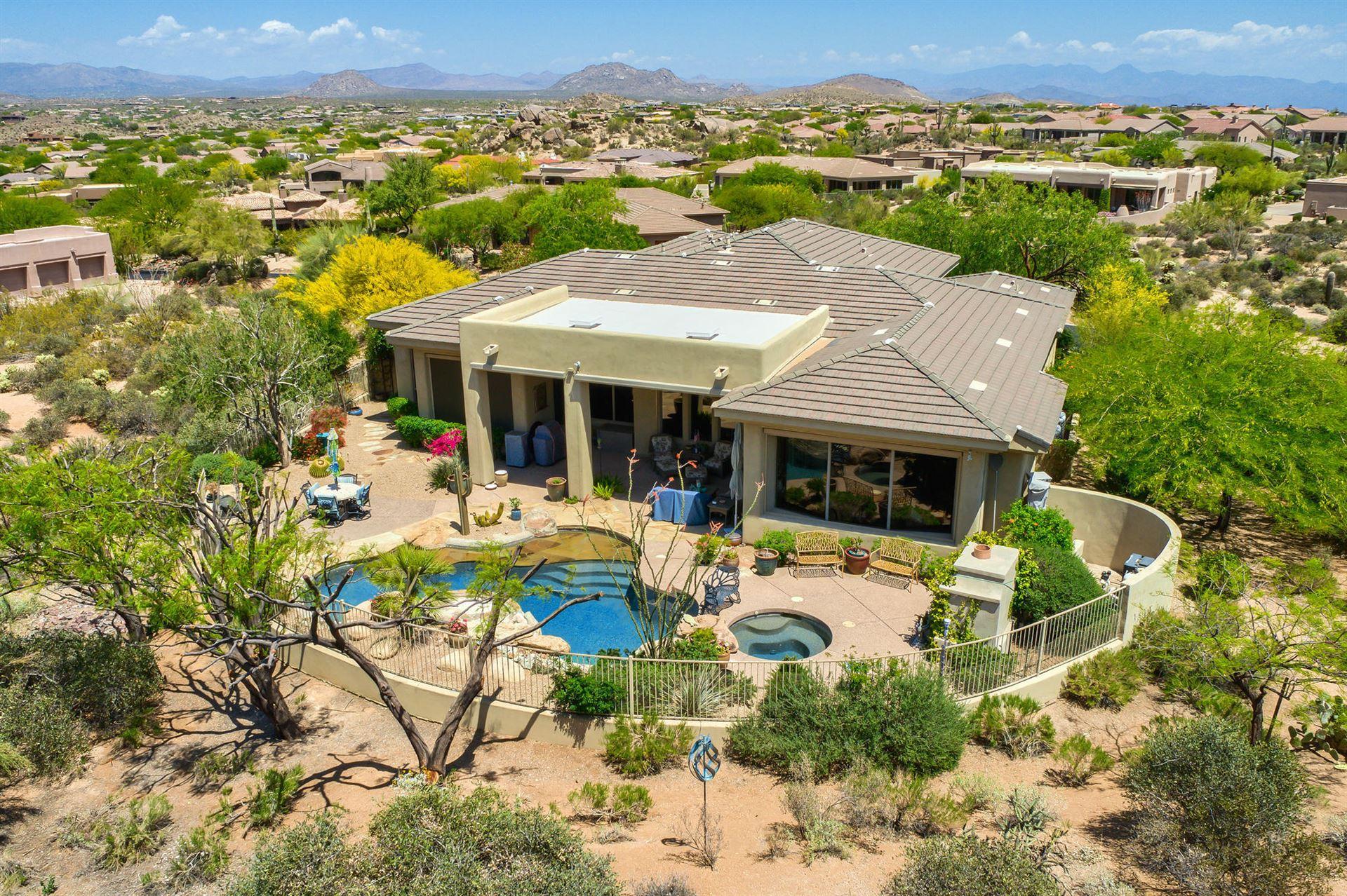 11413 E TROON MOUNTAIN Drive, Scottsdale, AZ 85255 - MLS#: 6229245