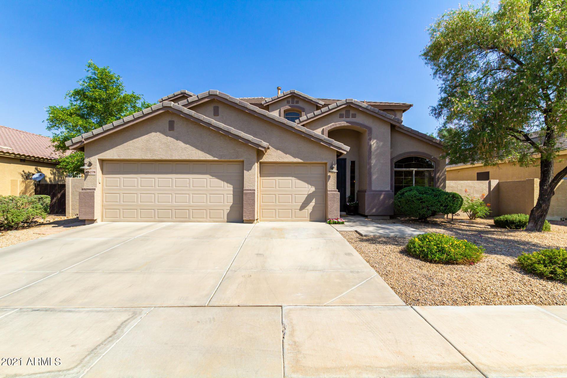 Photo for 43278 W VENTURE Road, Maricopa, AZ 85138 (MLS # 6251245)
