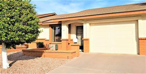 Photo of 2105 S ZINNIA -- #461, Mesa, AZ 85209 (MLS # 6156246)