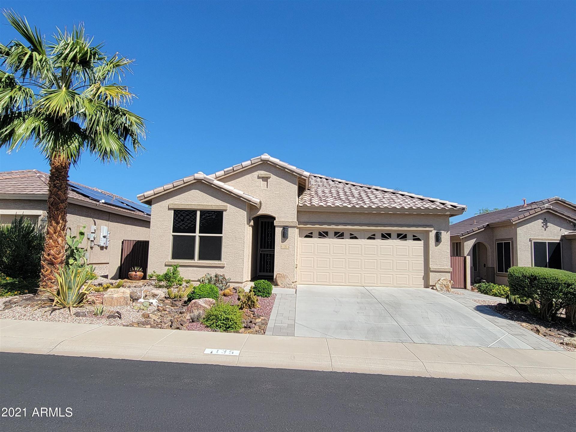 Photo of 135 S 225TH Avenue, Buckeye, AZ 85326 (MLS # 6296246)