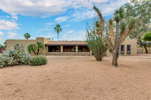Photo of 6427 E MOUNTAIN VIEW Road, Paradise Valley, AZ 85253 (MLS # 6053247)