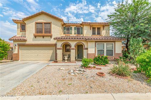 Photo of 40360 W MARION MAY Lane, Maricopa, AZ 85138 (MLS # 6281247)