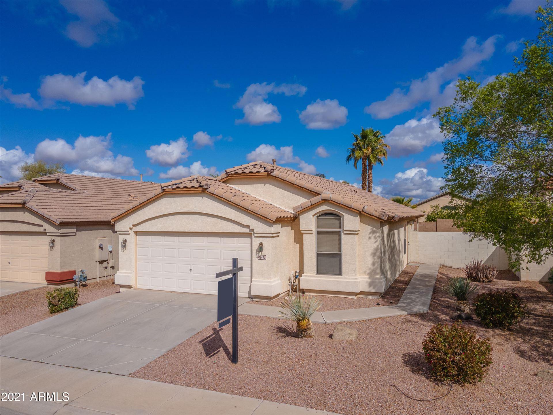 Photo of 42474 W SPARKS Drive, Maricopa, AZ 85138 (MLS # 6198247)