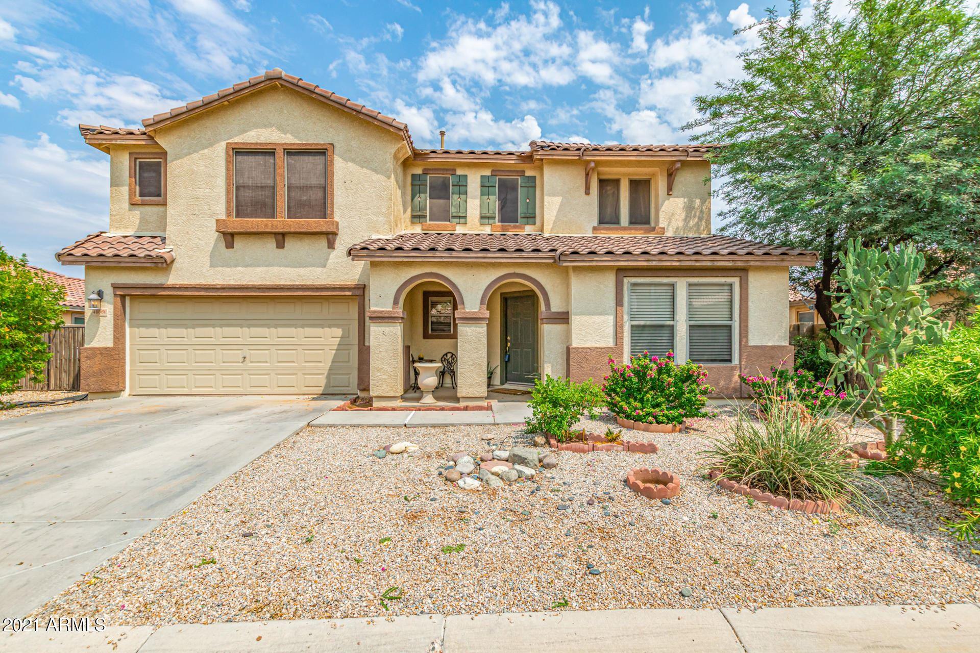 Photo for 40360 W MARION MAY Lane, Maricopa, AZ 85138 (MLS # 6281247)