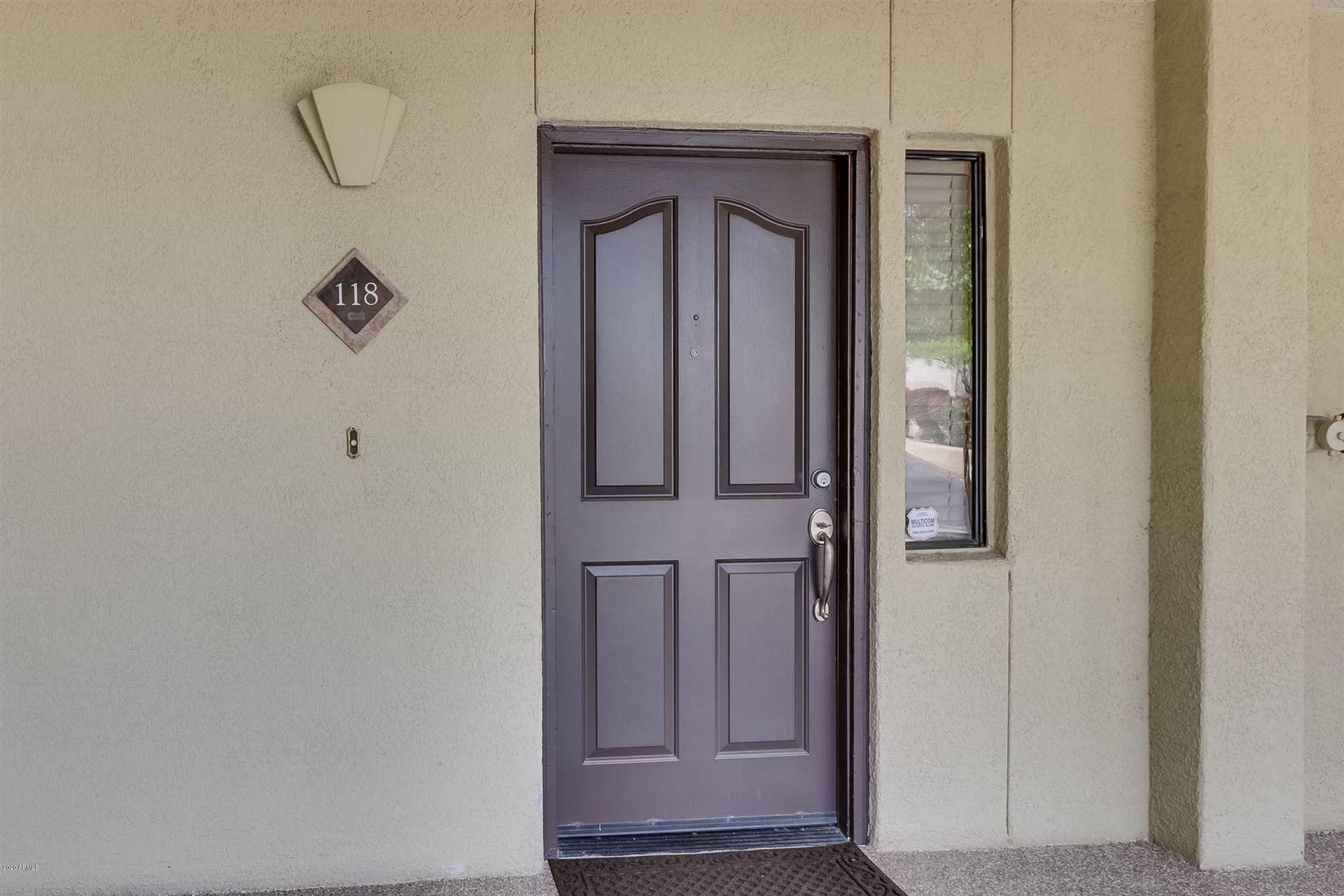 5104 N 32nd Street #118, Phoenix, AZ 85018 - MLS#: 6041248