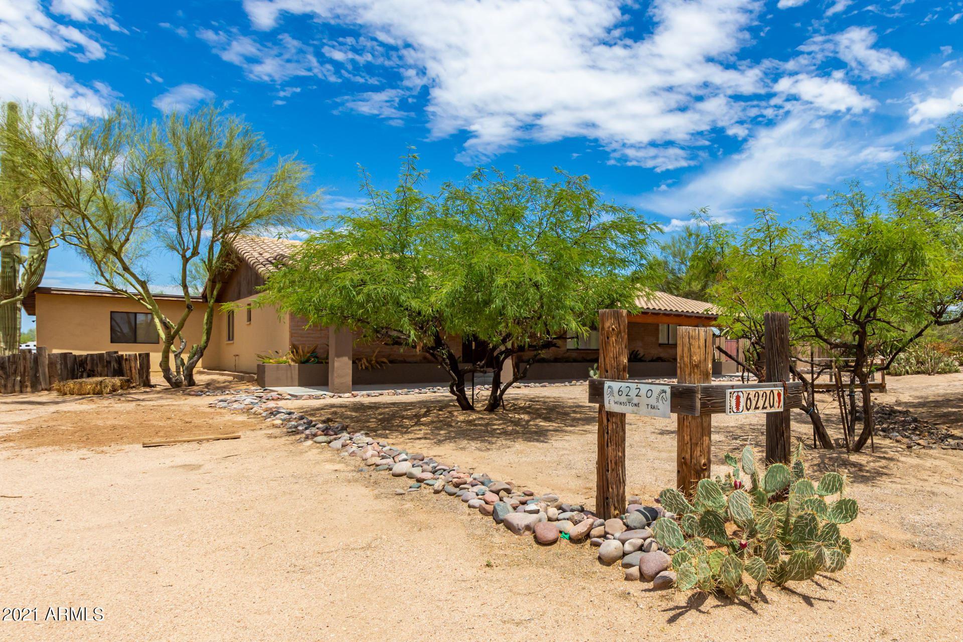 Photo of 6220 E WINDSTONE Trail, Cave Creek, AZ 85331 (MLS # 6263250)