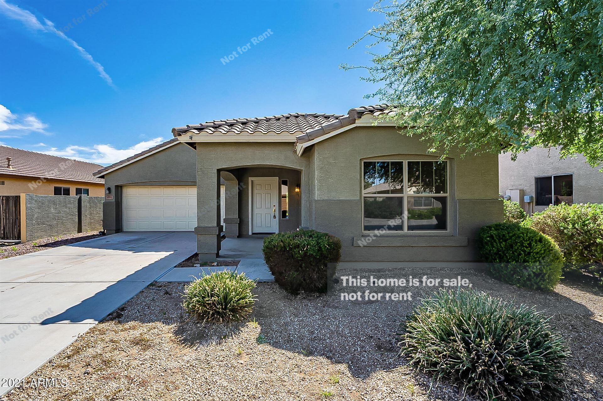 20991 N LEONA Boulevard, Maricopa, AZ 85138 - #: 6308250