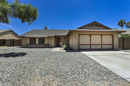 Photo of 6007 W HARMONT Drive, Glendale, AZ 85302 (MLS # 6100251)