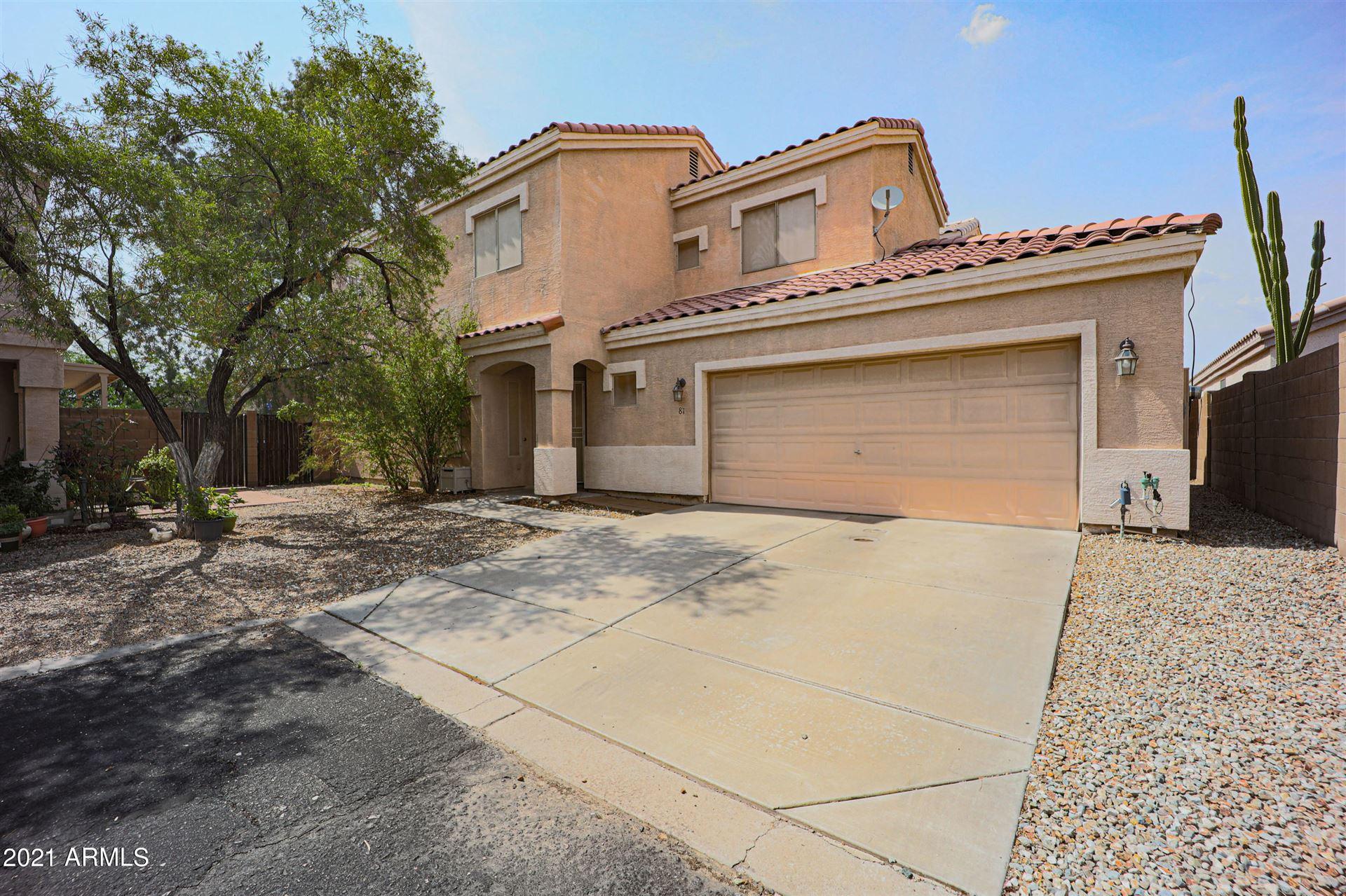 1750 W UNION HILLS Drive #81, Phoenix, AZ 85027 - MLS#: 6266251
