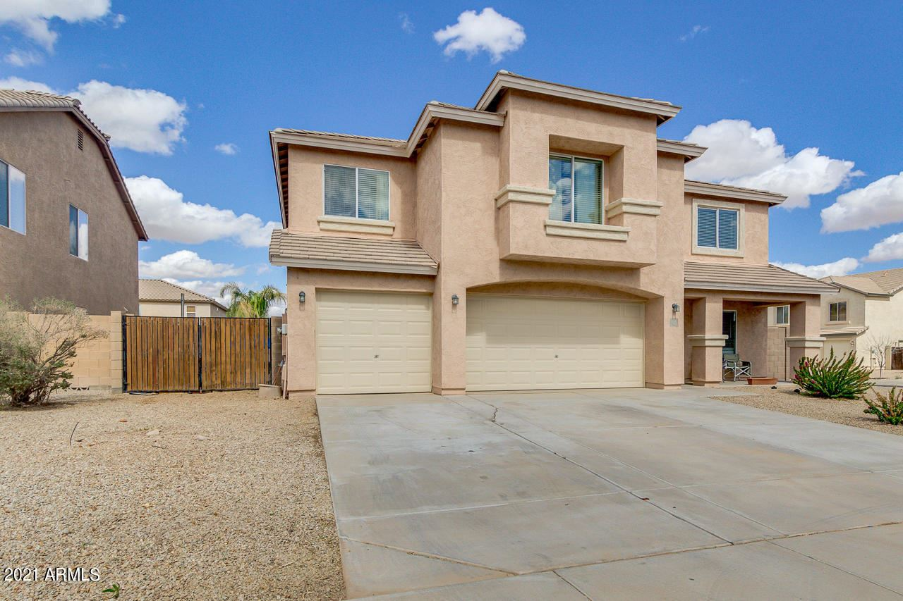Photo of 4420 E SILVERBELL Road, San Tan Valley, AZ 85143 (MLS # 6203253)
