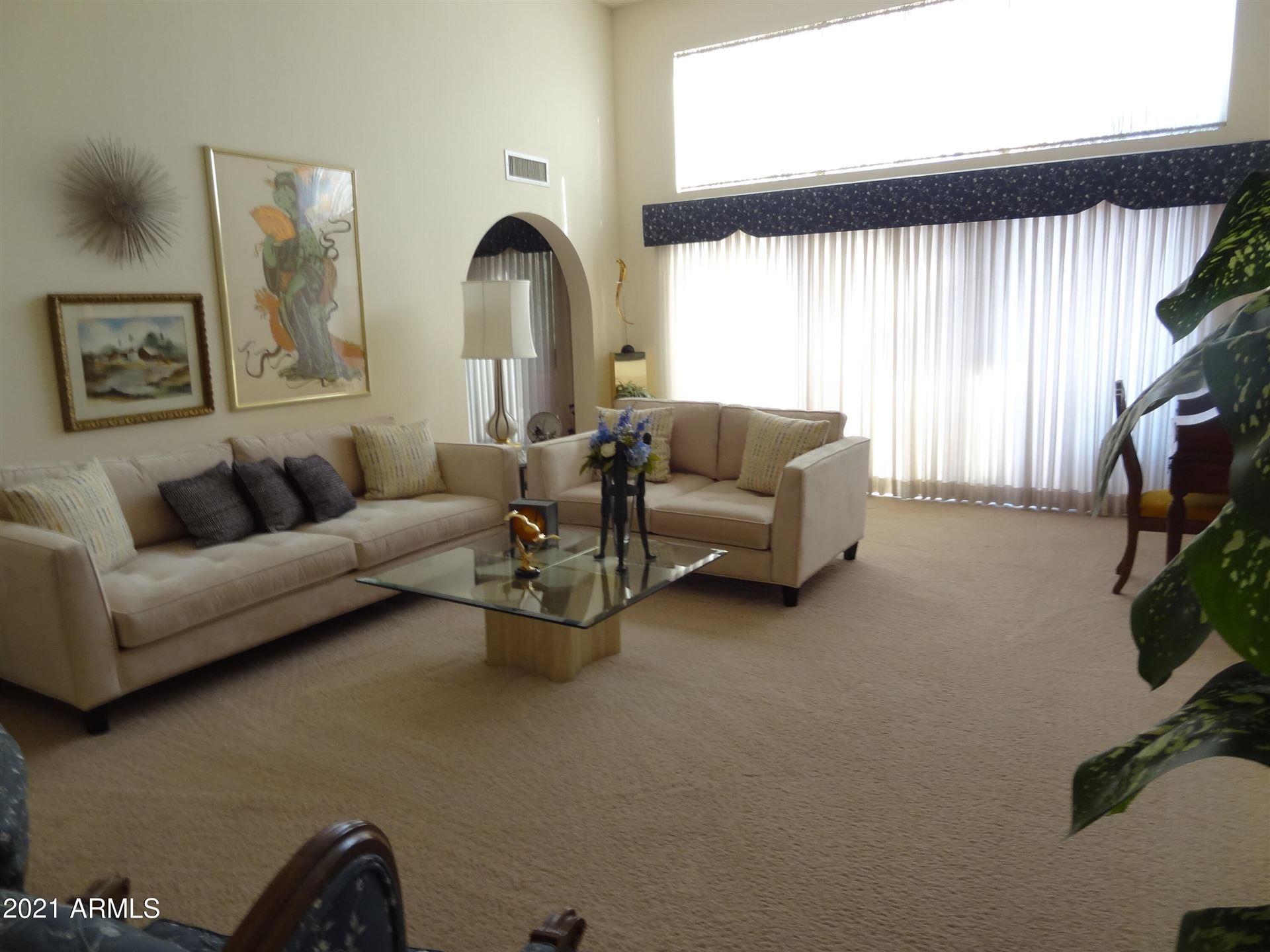 Photo of 10421 E CHAMPAGNE Drive, Sun Lakes, AZ 85248 (MLS # 6303254)