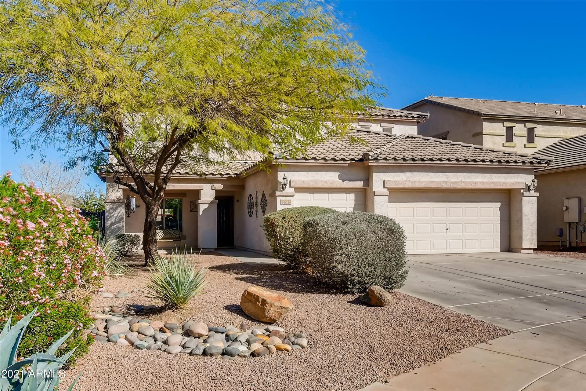 Photo for 19053 N WILSON Street, Maricopa, AZ 85138 (MLS # 6195255)