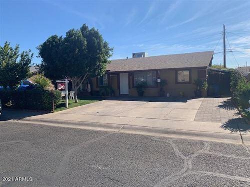 Photo of 3631 W FLOWER Street, Phoenix, AZ 85019 (MLS # 6182256)