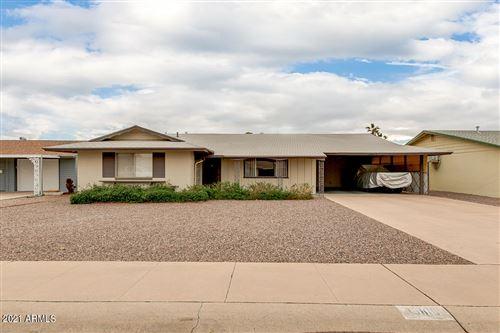 Photo of 10819 W CANTERBURY Drive, Sun City, AZ 85351 (MLS # 6186256)