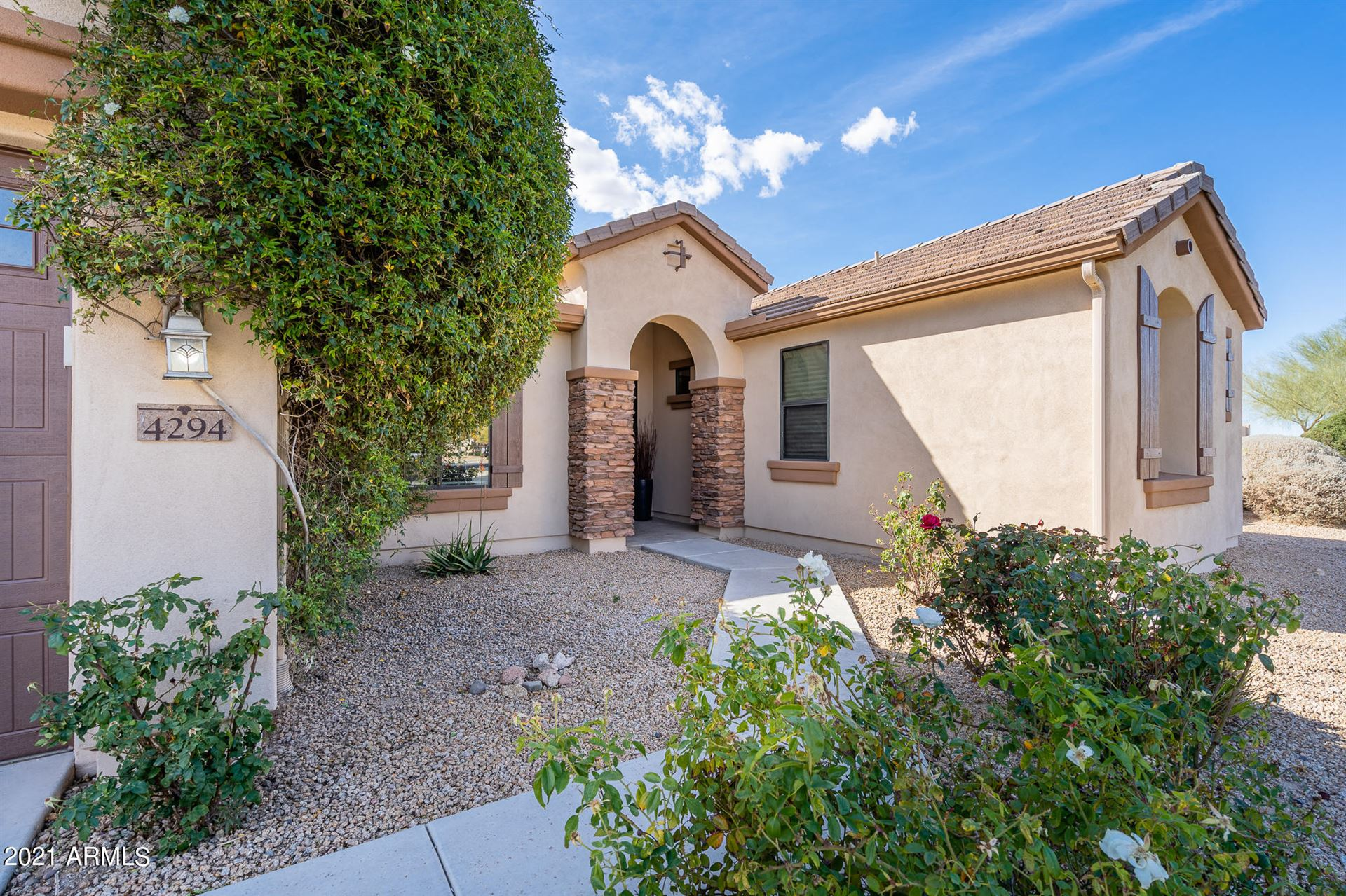 Photo of 4294 N 162ND Avenue, Goodyear, AZ 85395 (MLS # 6203256)