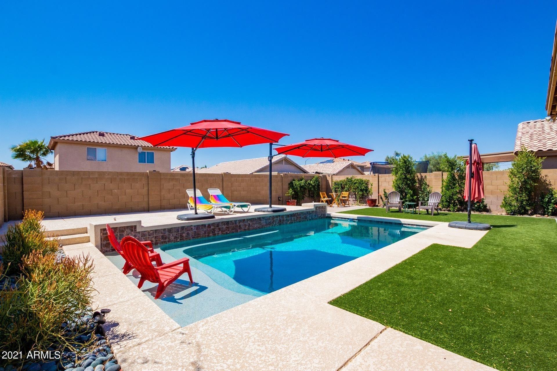 Photo of 11829 W CORTEZ Street, El Mirage, AZ 85335 (MLS # 6227256)