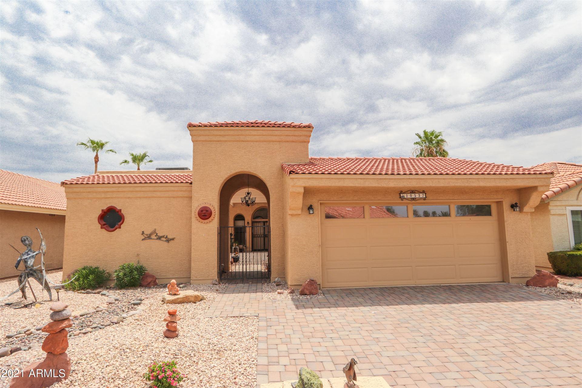 10537 E NAVAJO Place, Sun Lakes, AZ 85248 - MLS#: 6268257