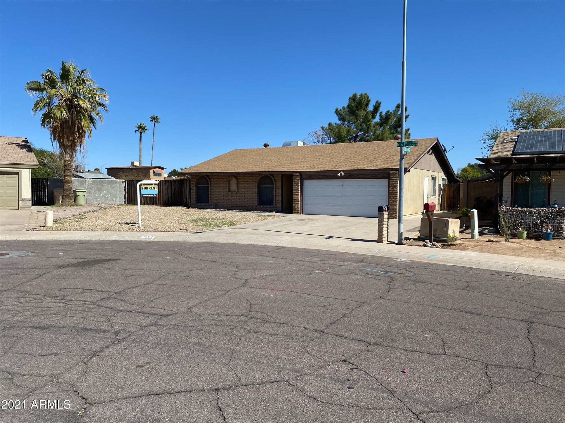 Photo of 15633 N 61ST Drive, Glendale, AZ 85306 (MLS # 6200258)