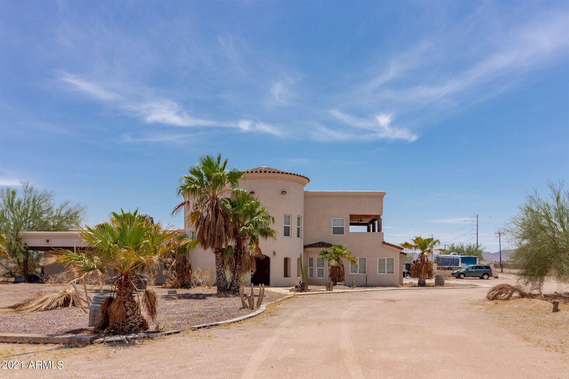 Photo for 9361 N WARREN Road, Maricopa, AZ 85139 (MLS # 6263258)