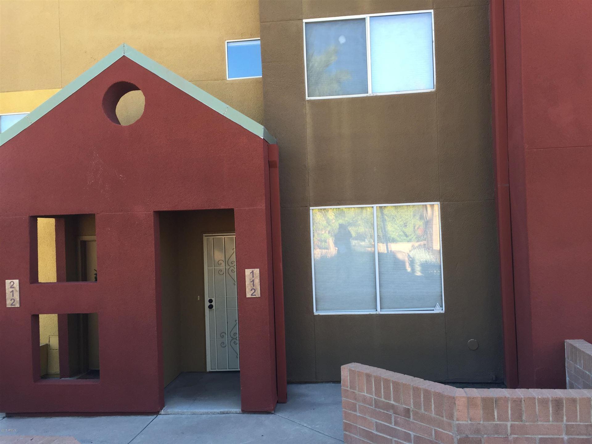 Photo of 154 W 5TH Street #112, Tempe, AZ 85281 (MLS # 6307258)