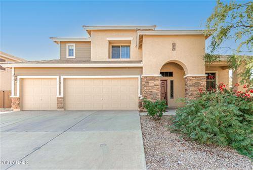 Photo of 2653 W SILVER STREAK Way, Queen Creek, AZ 85142 (MLS # 6295259)
