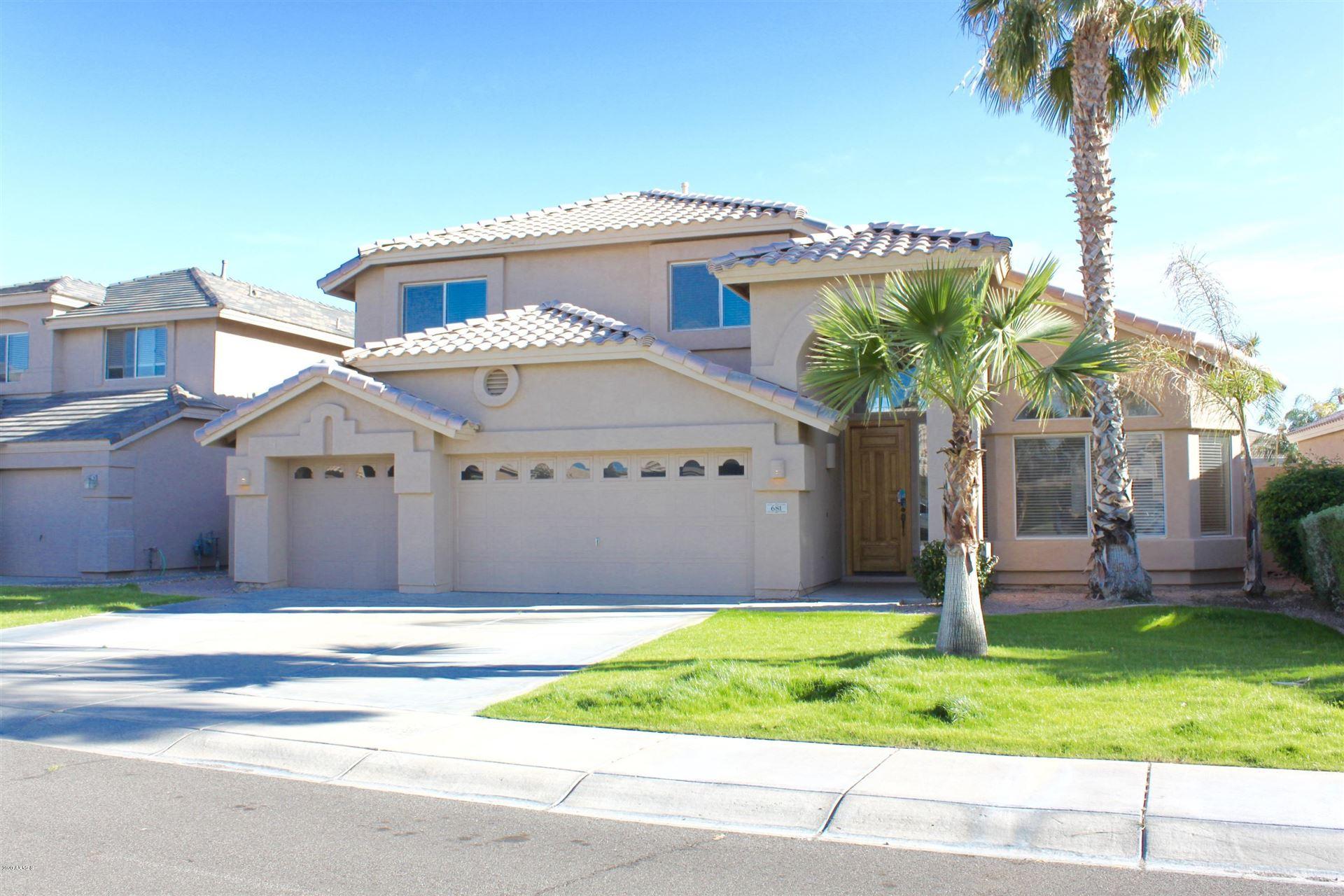 681 W HACKBERRY Drive, Chandler, AZ 85248 - #: 6055261