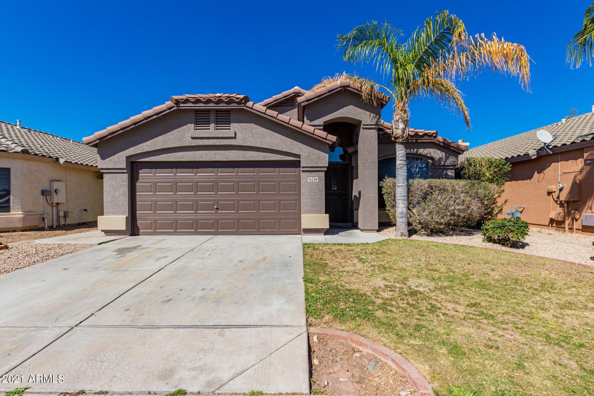 Photo of 15224 W MELISSA Lane, Surprise, AZ 85374 (MLS # 6200261)