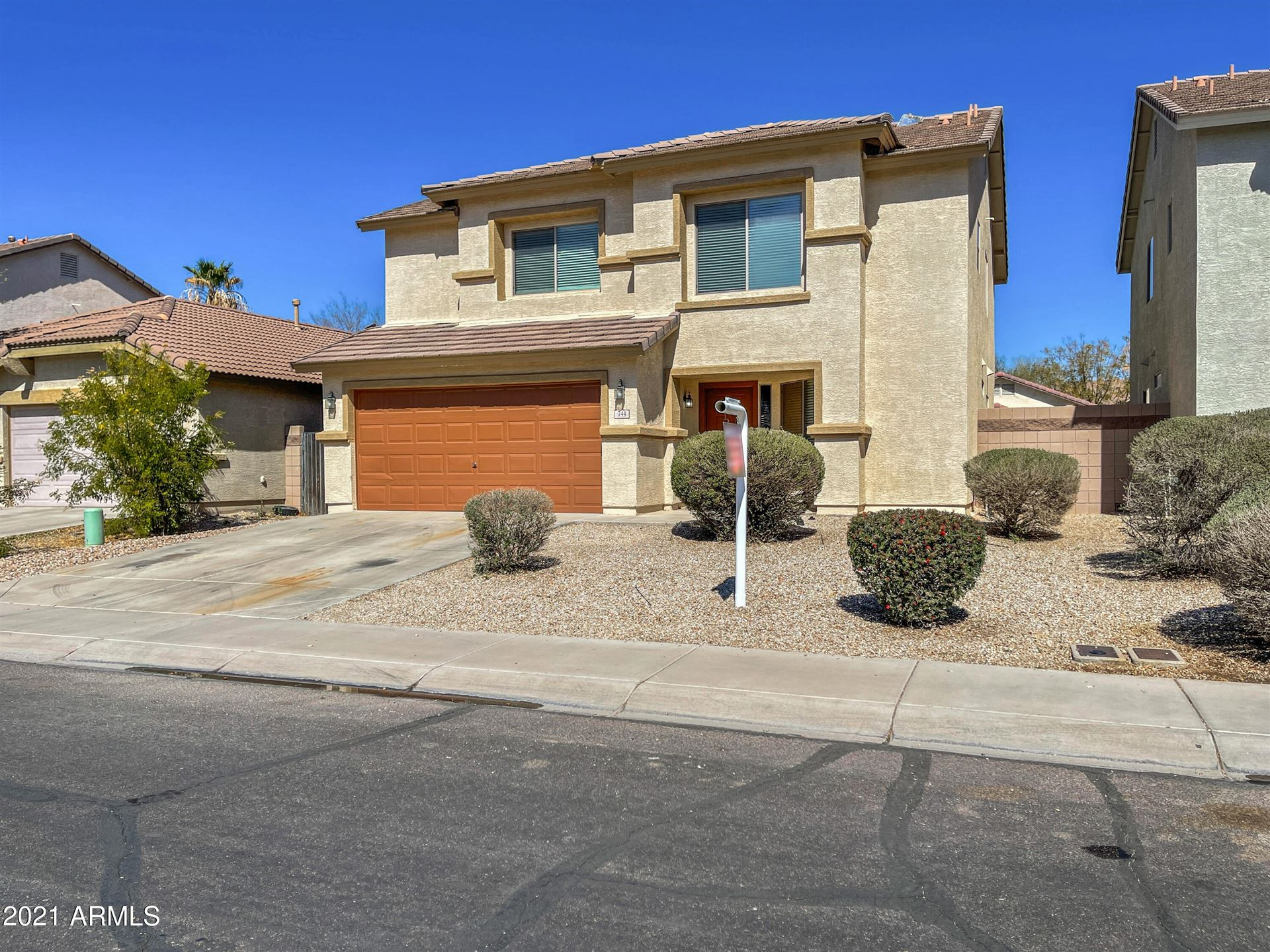 Photo of 744 E ANASTASIA Street, San Tan Valley, AZ 85140 (MLS # 6202261)