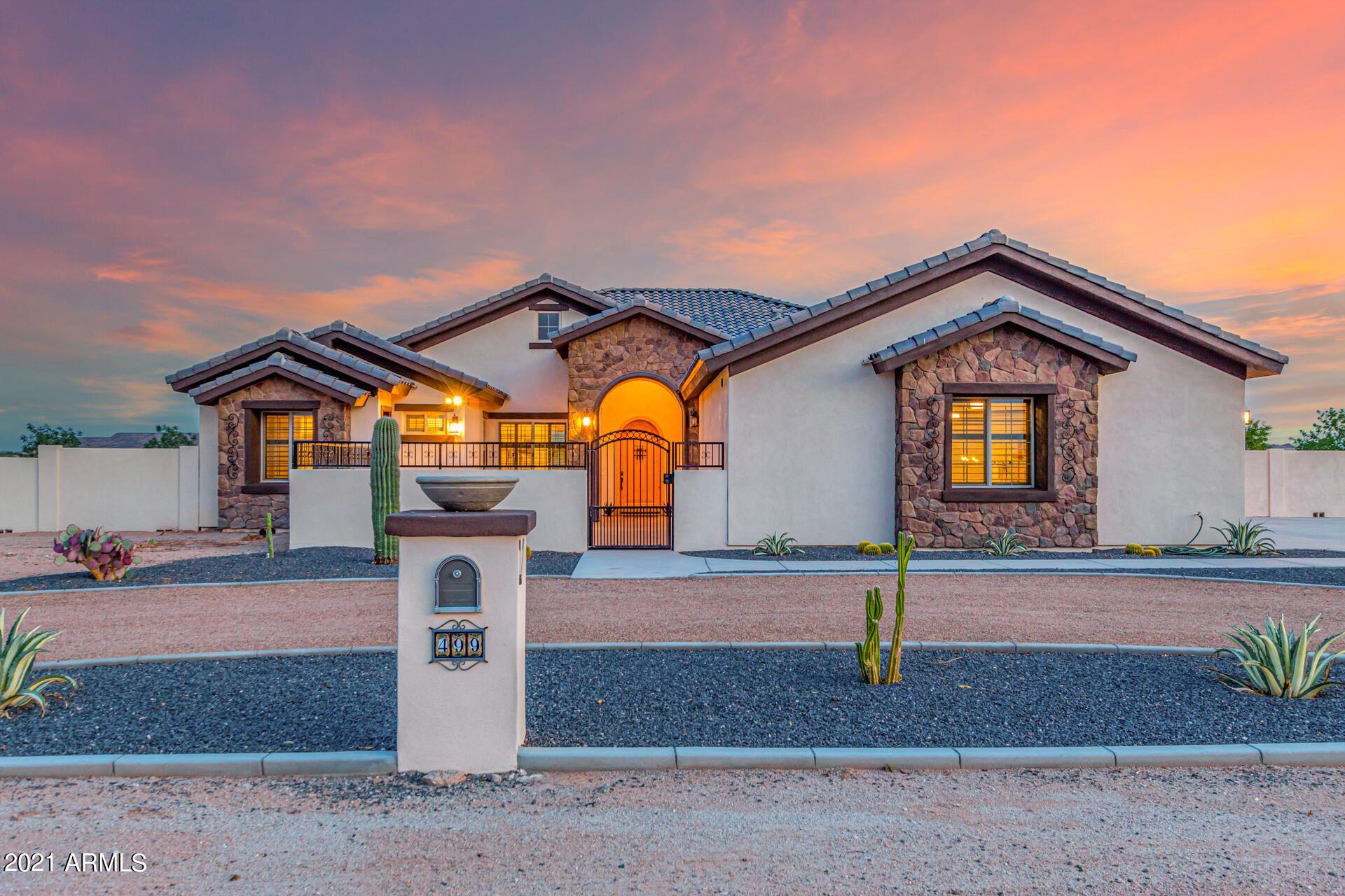 499 W TRIBOULET Lane, San Tan Valley, AZ 85143 - MLS#: 6263261