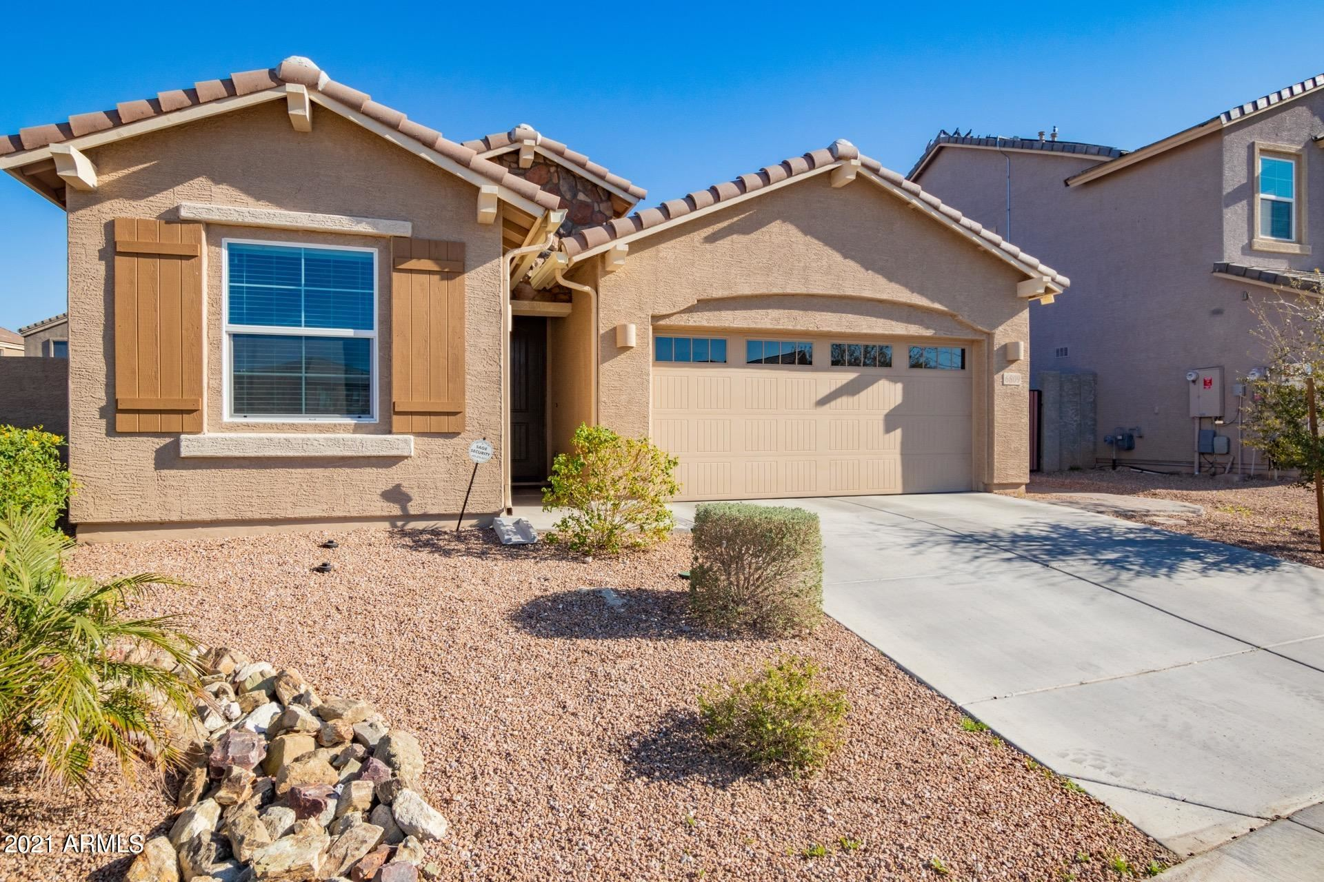 Photo of 6809 N 130TH Drive, Glendale, AZ 85307 (MLS # 6200262)