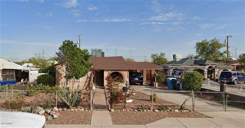 Photo of 2124 W MARICOPA Street, Phoenix, AZ 85009 (MLS # 6150263)