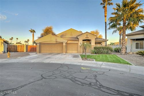 Photo of 304 W THOMPSON Place, Chandler, AZ 85286 (MLS # 6198263)