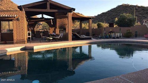 Photo of 9607 E McKellips Road, Mesa, AZ 85207 (MLS # 6259263)