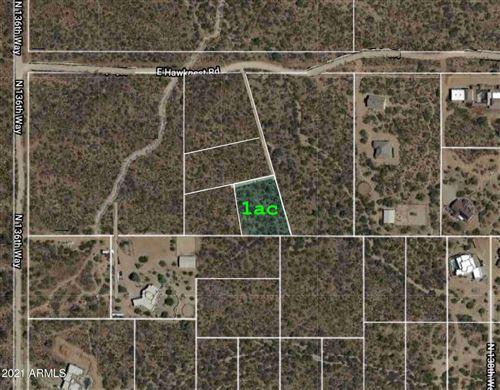 Photo of 138xxx E Hawknest Lot 3 Road, Scottsdale, AZ 85262 (MLS # 6186264)