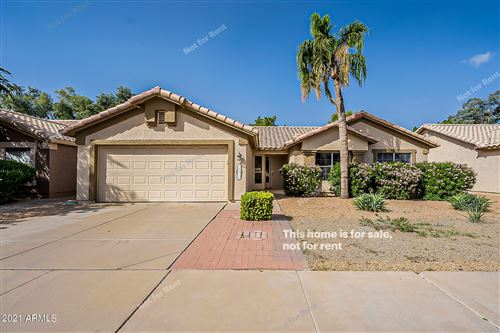 Photo of 1332 N BOGLE Avenue, Chandler, AZ 85225 (MLS # 6308264)