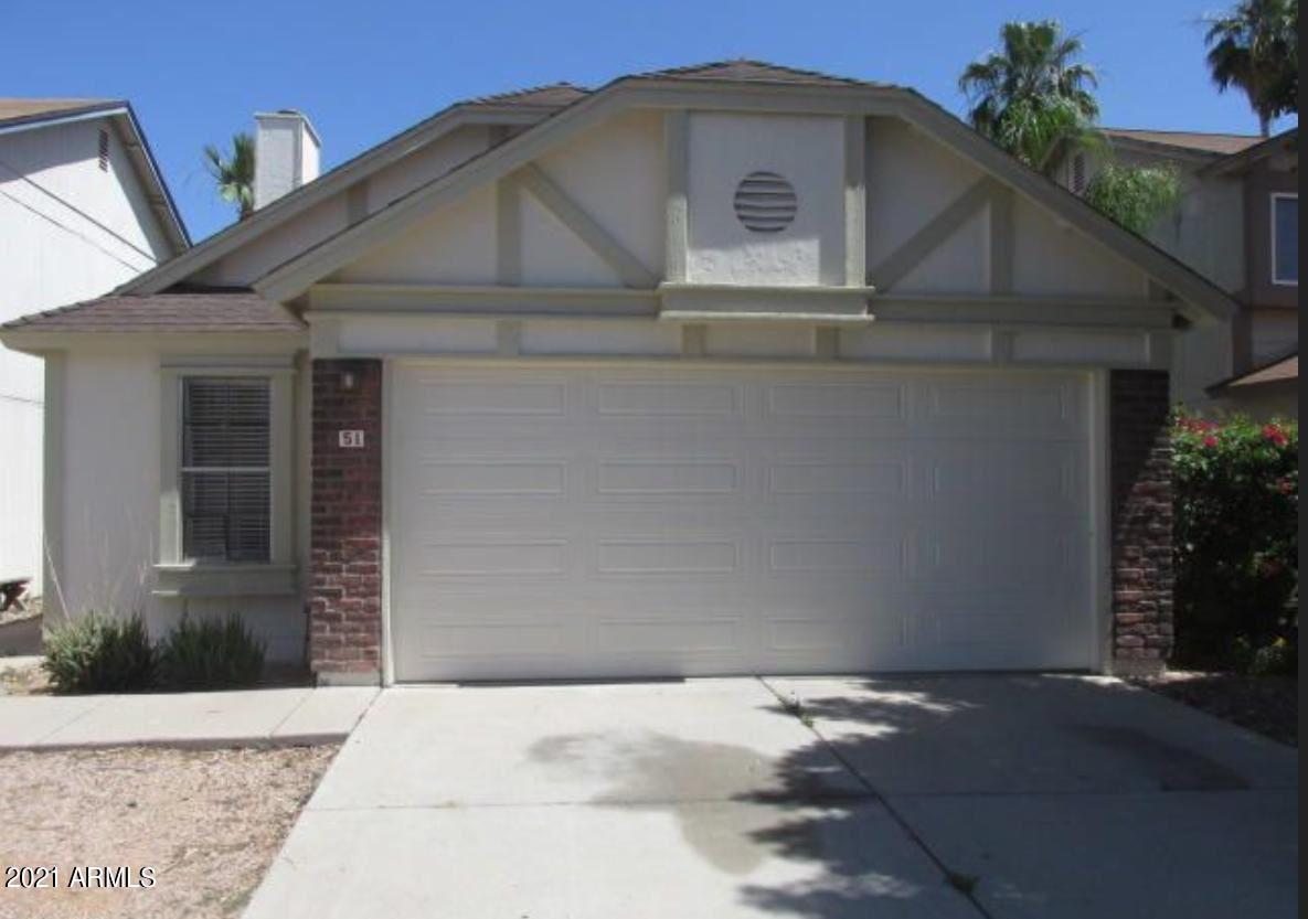 1915 S 39TH Street #51, Mesa, AZ 85206 - MLS#: 6198264