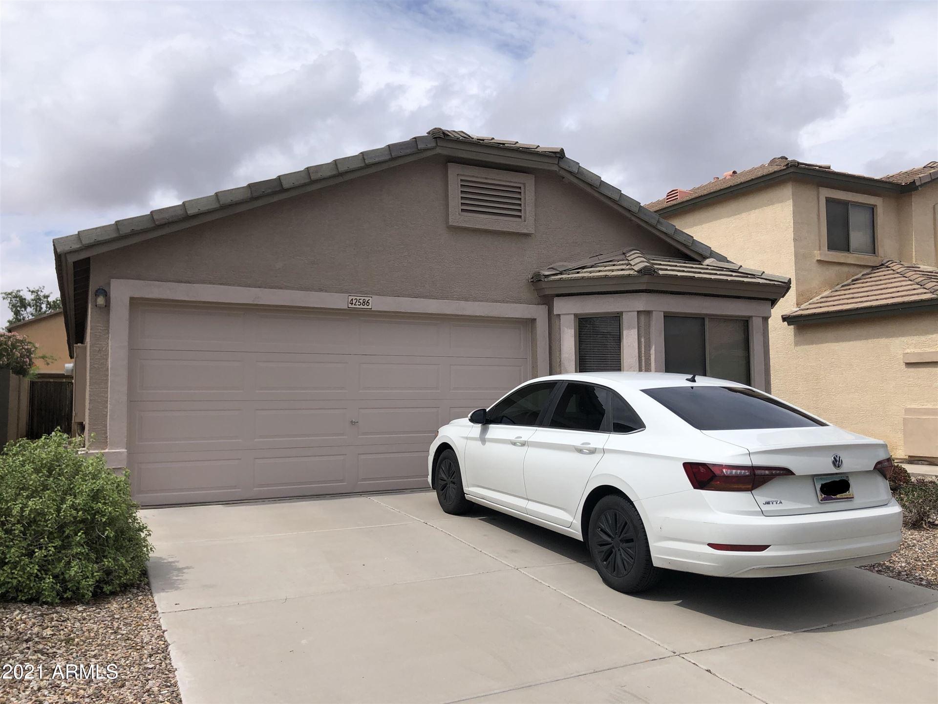 Photo of 42586 W SUNLAND Drive, Maricopa, AZ 85138 (MLS # 6295264)