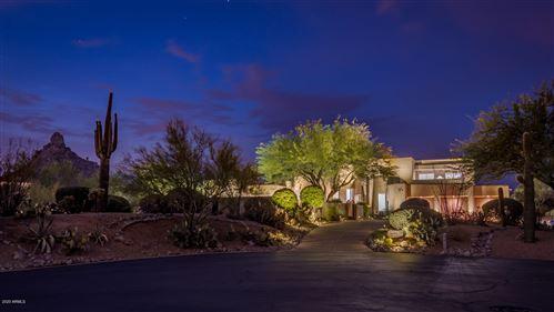 Photo of 10474 E CANDLEWOOD Drive, Scottsdale, AZ 85255 (MLS # 6121266)