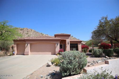 Photo of 6334 E VIEWMONT Drive #33, Mesa, AZ 85215 (MLS # 6211267)