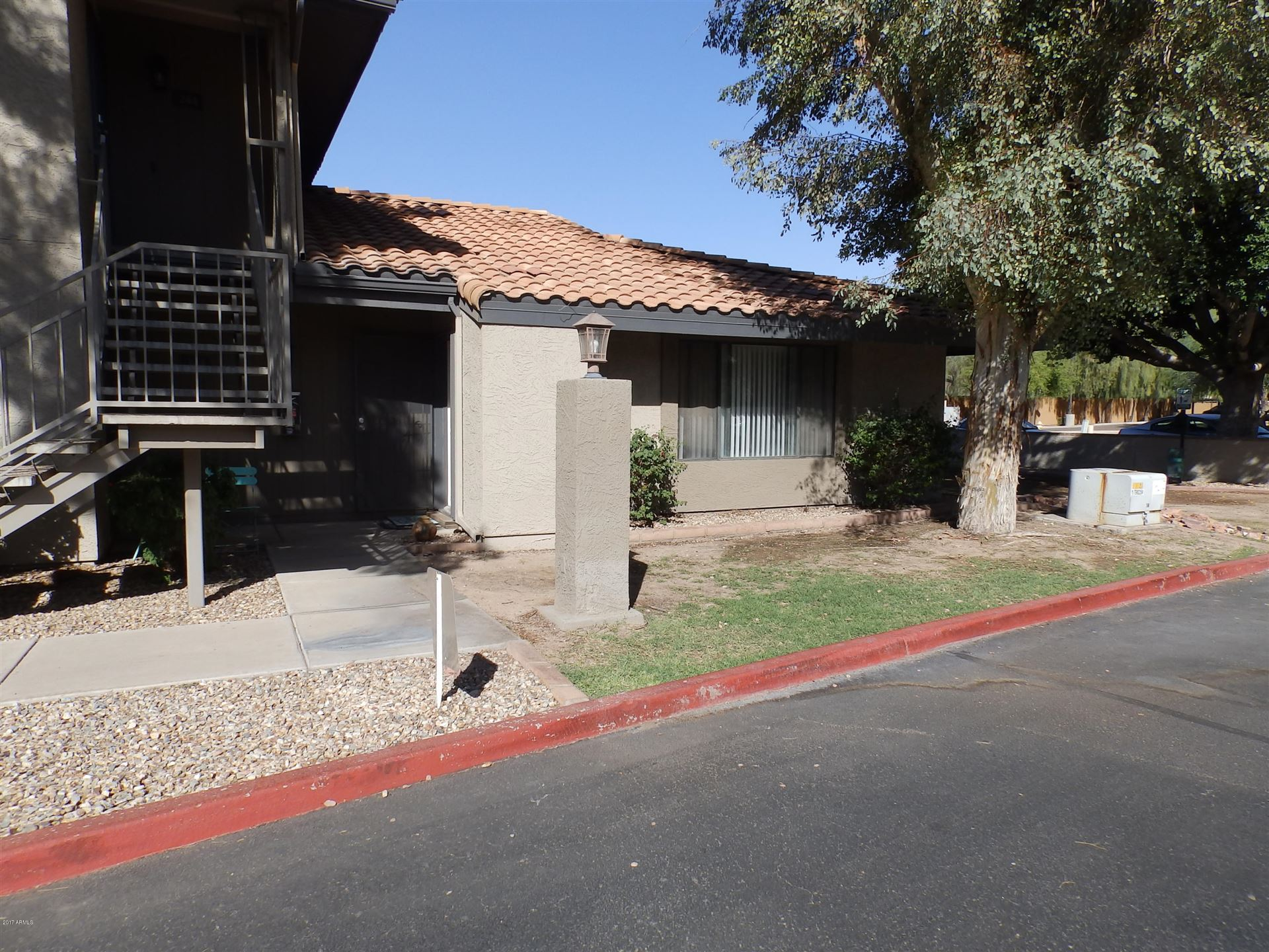 Photo of 1402 E GUADALUPE Road #143, Tempe, AZ 85283 (MLS # 6234267)