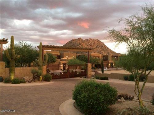 Photo of 27000 N ALMA SCHOOL Parkway #1007, Scottsdale, AZ 85262 (MLS # 6155268)