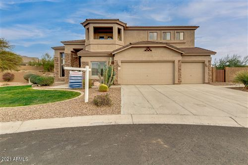 Photo of 3823 N STONE GULLY Circle, Mesa, AZ 85207 (MLS # 6183268)